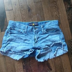 Lucky Brand Riley Shorts